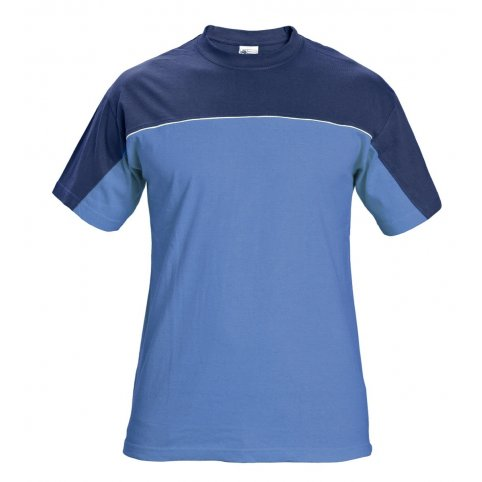 Tričko s krátkym rukávom STANMORE, modré