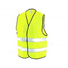 Reflexná vesta GUSTAV, žltá