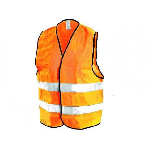 Reflexná vesta GUSTAV, oranžová