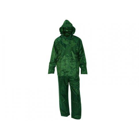 Vodeodolný oblek PROFI, zelený
