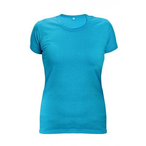 Dámske tričko SURMA, tyrkysové
