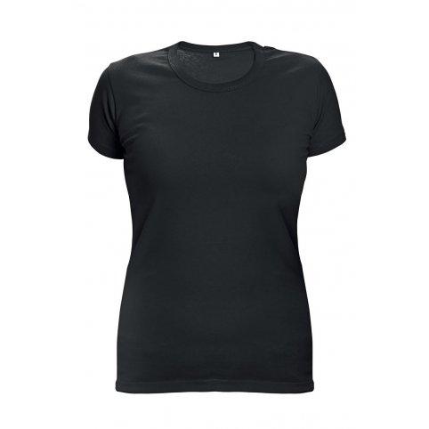 Dámske tričko SURMA, čierne