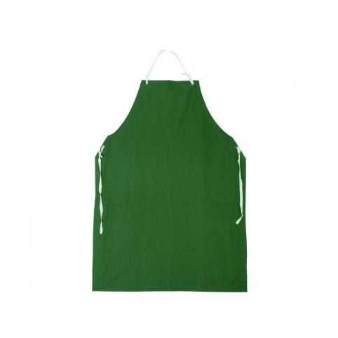 Zástera GUSTAV, s náprsenkou, zelená