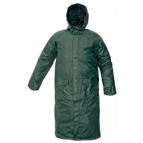 Nepremokavý plášť SIRET, zelený