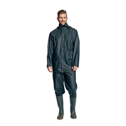 Plášť a nohavice do dažďa SIRET SET, tmavo modré