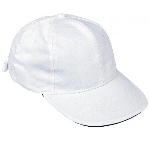 TULLE čiapka, biela