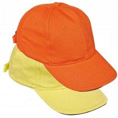 TULLE čiapka, žltá