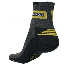Ponožky WASAT, čierne