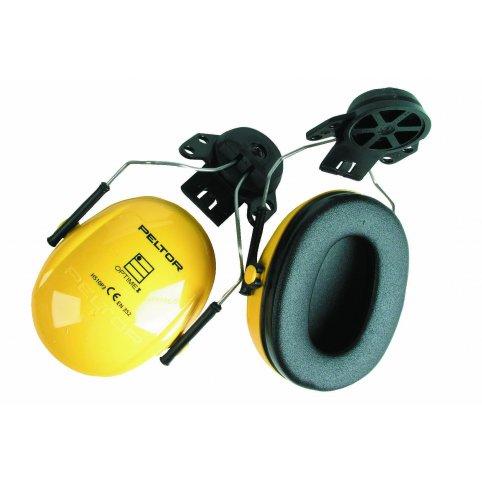 Mušľový chránič sluchu H510P3E-405-GU OPTIME I SRN 26 dB