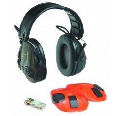 Mušľový chránič sluchu MT16H210F-478-GN SPORT TAC SNR 26 dB