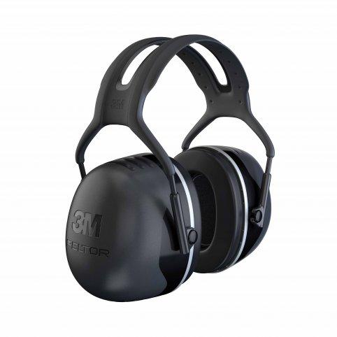 Mušľové chrániče sluchu 3M PELTOR X5A SNR