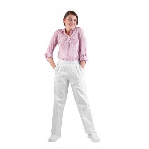 Dámske nohavice APUS LADY, biele