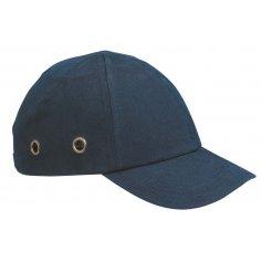 Bezpečnostná čiapka s ochrannou výstuhou DUIKER, modrá