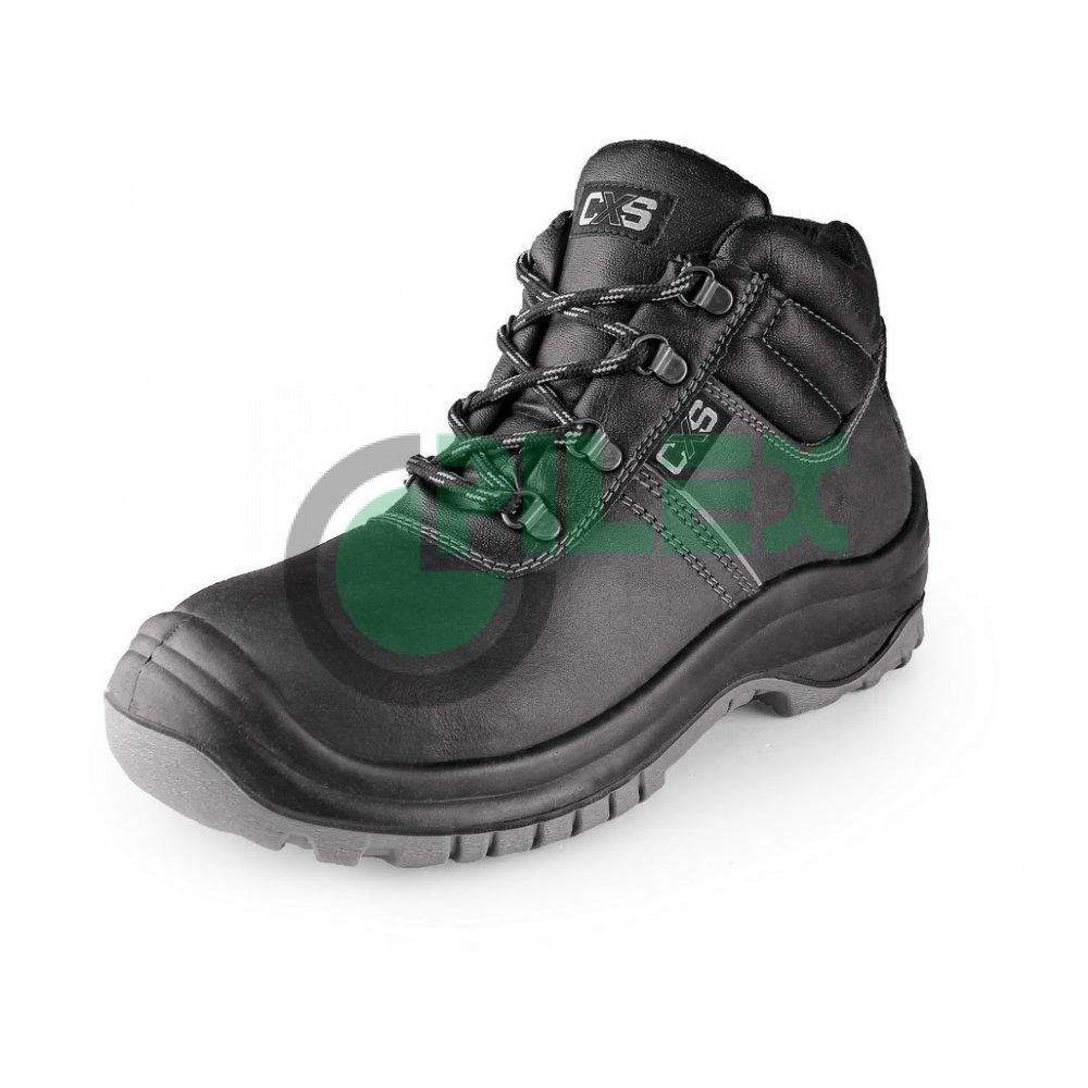 4f6abc60937e Členková obuv s oceľovou špicou MANGAN S3