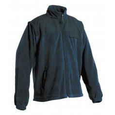 Fleecová bunda RANDWIK 2 v 1, tmavo modrá