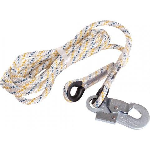 Pomocné lano LP 100 s karabínou, 5 m