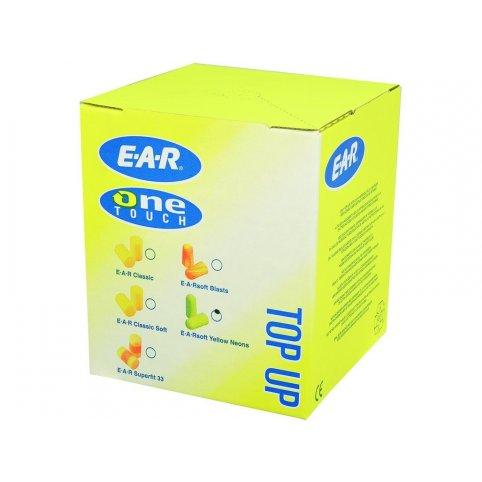 Náhradná náplň zátkových chráničov sluchu 3M E-A-R SOFT