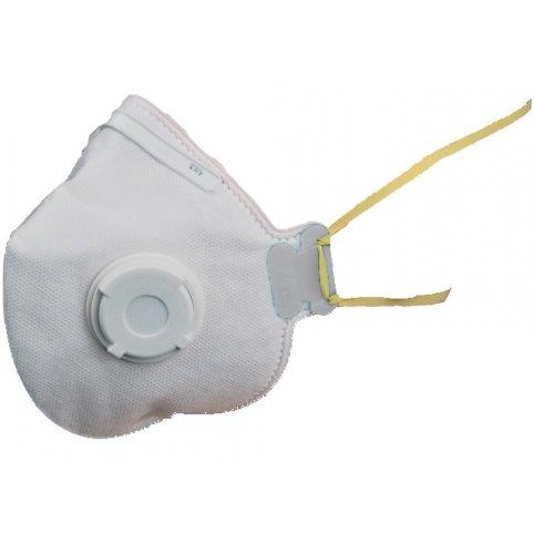 Respirátor SPIRO P1, skladací, výdychový ventilček