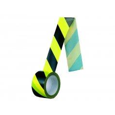 Samolepiaca páska ľavá, 60 mm, žlto-čierna