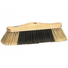Zmeták drevený 30 cm, bez závitu, jemný vlas