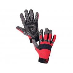 Kombinované rukavice SHARK, s blistrom
