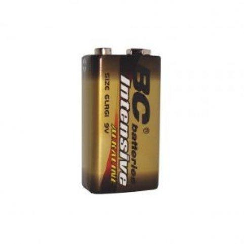Batéria alkalická 9V, 6LR61, 1 ks