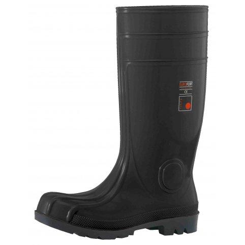 Vysoké čižmy EUROFORT S5 čierne