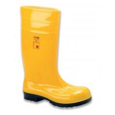 Vysoké čižmy EUROFORT S5 žlté