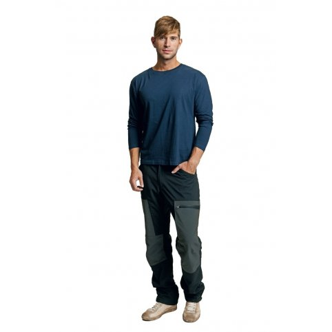 Outdoorové nohavice NULATO sivé