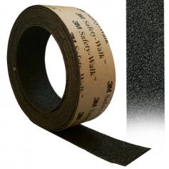 Čierna protišmyková páska 19MM alebo 25 mm