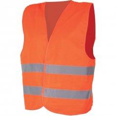 Reflexná vesta ALEX, oranžová