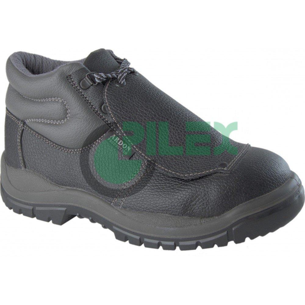 7302faf072 Členková obuv s oceľovou špicou INTEGRAL S1P