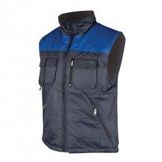 Zimná vesta MAX, modrá