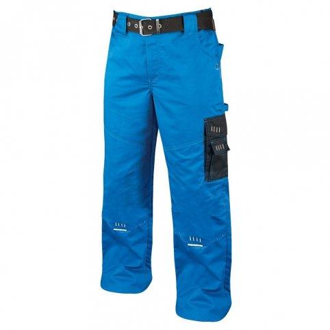 Pánske nohavice 4TECH, modro-čierne