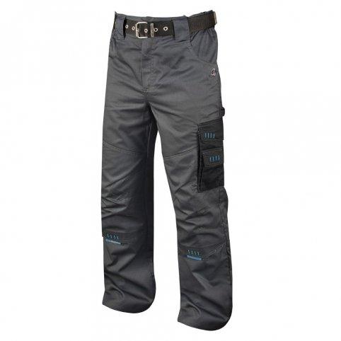 Pánske nohavice 4TECH, sivo čierne