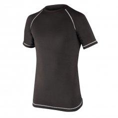 Pánske funkčné tričko TRIP, krátky rukáv, čierne