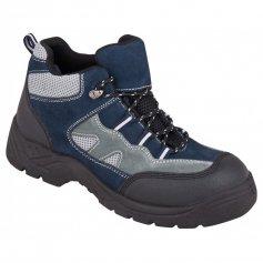Členková obuv FOREST H O1, modro-sivá