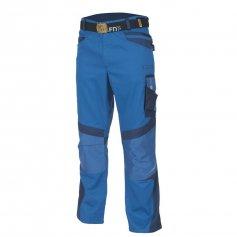 Monterkové nohavice R8ED+ do pása, modré