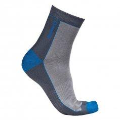 Funkčné ponožky ACTIVE, sivo-modré
