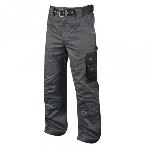 Pánske nohavice 4TECH, sivo-čierne