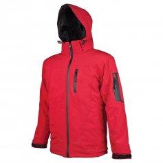 Pánska softshellová bunda SPIRIT, červená