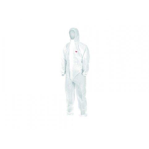 Jednorázový oblek 3M 4520, biely