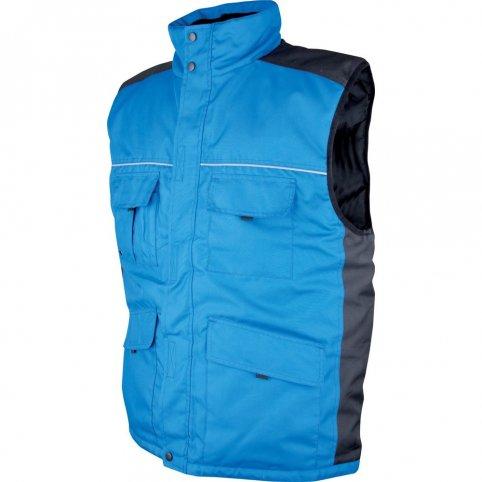 Pánska zimná vesta SWEN, modrá
