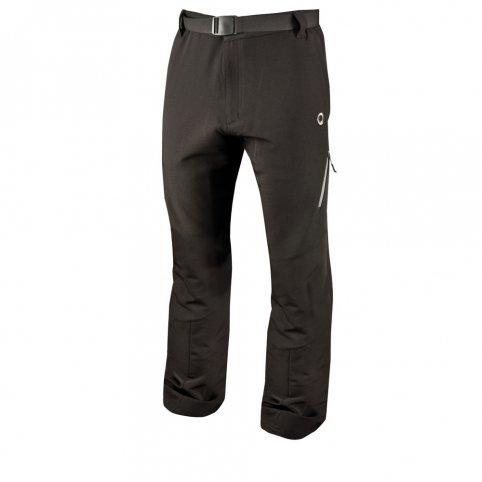 Pánske outdoorové nohavice HILL, čierne