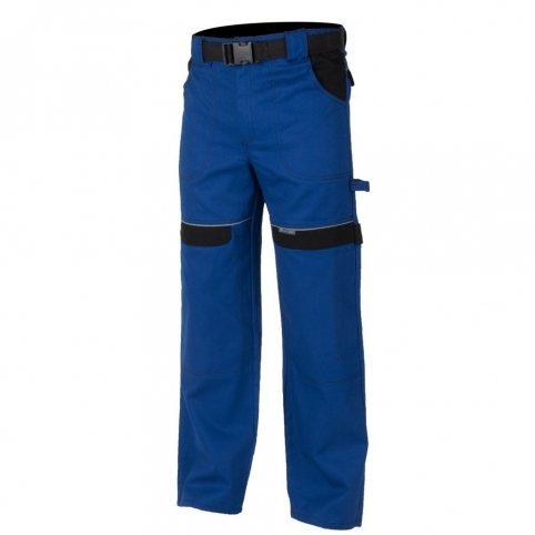 Monterkové nohavice COOL TREND, modro-čierne