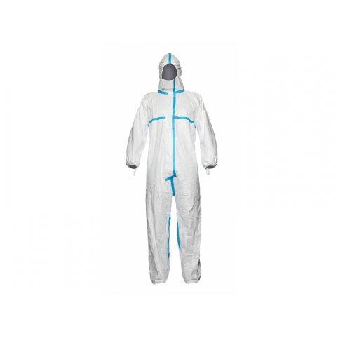 Jednorázový oblek TYVEK CLASSIC PLUS, bielo-modrý