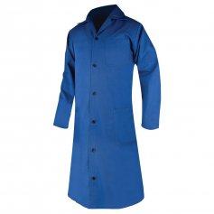 Dámsky plášť ELIN s dlhým rukávom, modrý