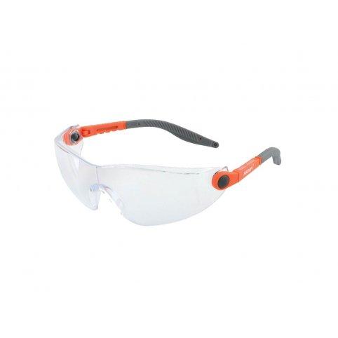 3e14bc1c9 Ochranné okuliare V6000, číry zorník