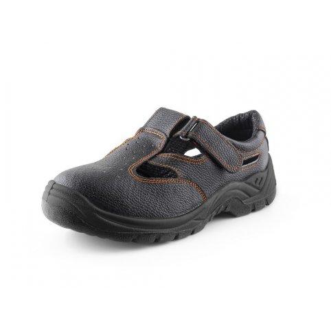 Sandále s oceľovou špicou STONE NEFRIT S1
