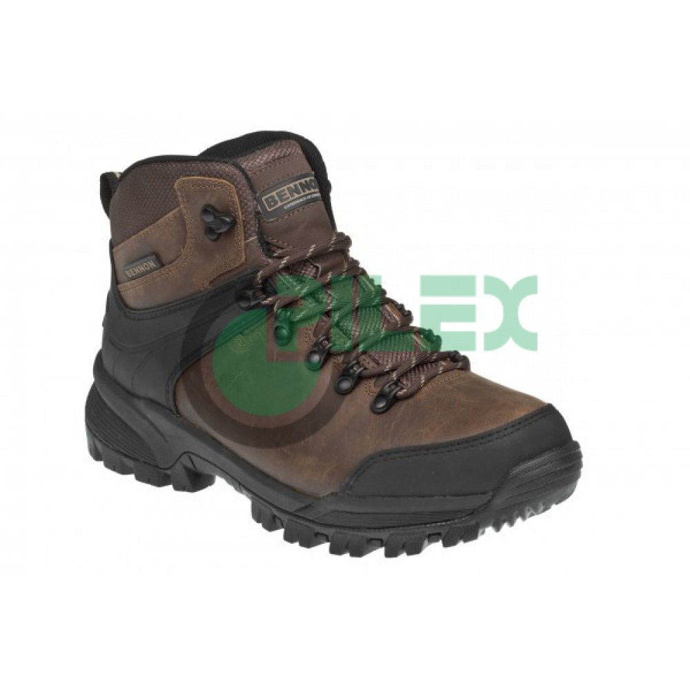 Členková outdoorová obuv CASTOR HIGH O1 7b49e322d4f